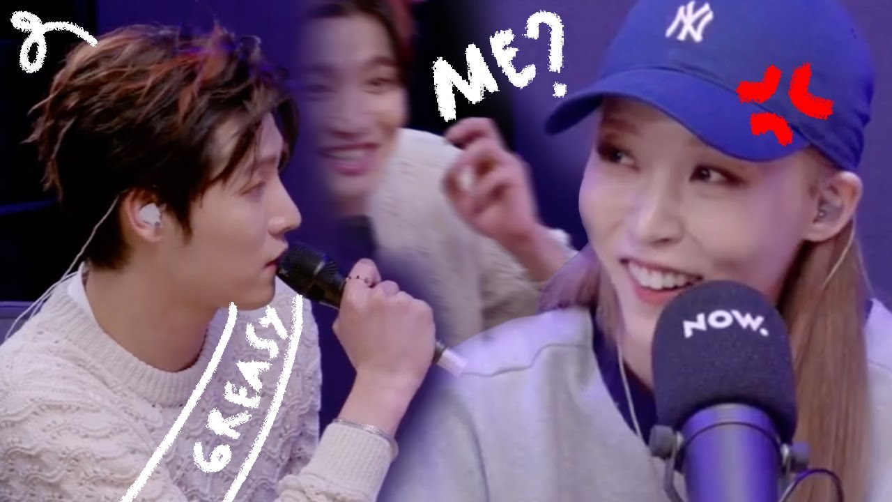 Download What happen when Greasy Moonbyul meets Embarrassing Yonghoon?