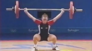 2000 Olympic Weightlifting, Women 48 kg \ Тяжелая Атлетика. Олимпийские Игры