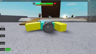 [Bloody Battle] Getting absolutely murdered in Roblox