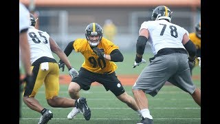 James Harrison Loses Spot on Depth Chart to T.J. Watt | Stadium