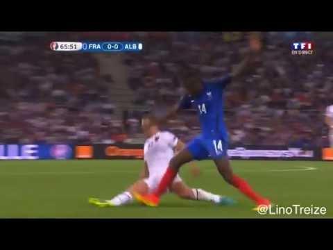 Blaise Matuidi the french Arturo Vidal ● Crazy Skills VS Albania ● HD