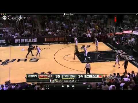 #Heat vs #Spurs Game 5 LIVE POST GAME SHOW