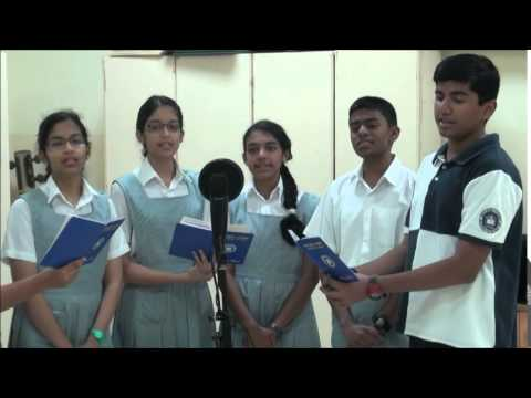 School Song - Indian School, Al Ghubra (Hindi version ...
