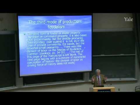 12. Marx's Theory of History