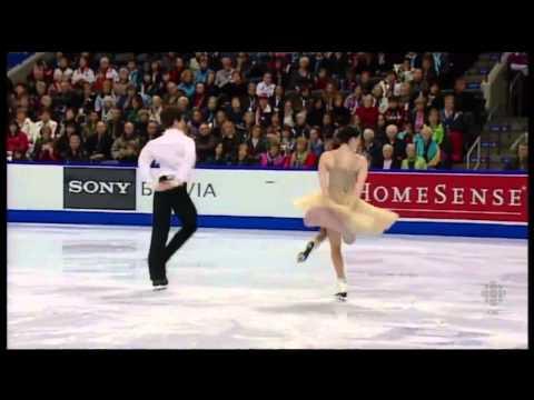Tessa Virtue & Scott Moir - 2010 Canadian Nationals FD [HD]