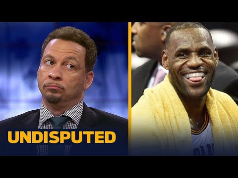 Chris Broussard on his pick to win the East now that LeBron is gone | NBA | UNDISPUTED