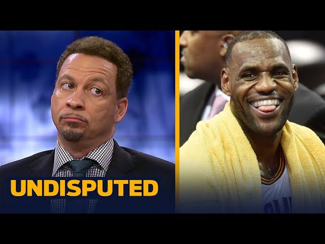 Chris Broussard on his pick to win the East now that LeBron is gone   NBA   UNDISPUTED