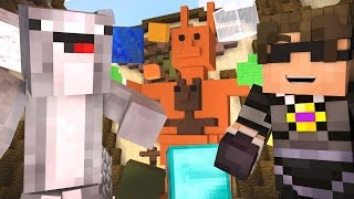Minecraft TEAM BUILD BATTLE Mini-Game /w Facecam - ROSS WHY DO WE SUCK!