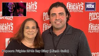 Director/Writer Micah Gallo Talks Itsy Bitsy And Spiders During Popcorn Frights 2019