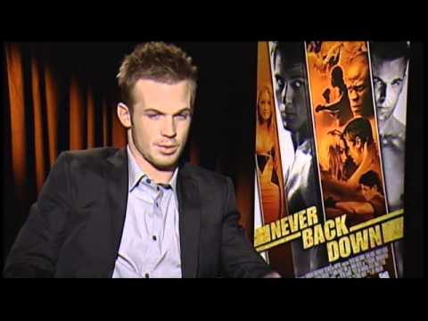 'Never Back Down' Interview