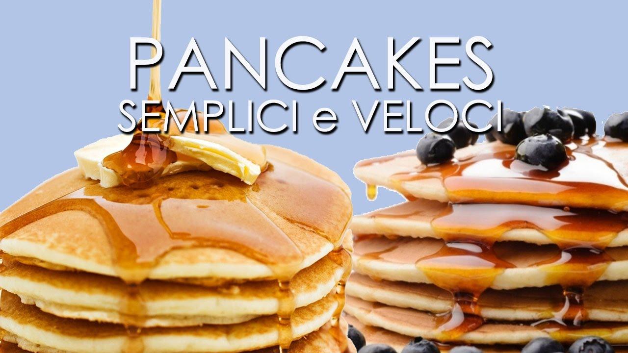 Ricetta Pancake Nella Bottiglia.Pancakes In Bottiglia Super Veloci Youtube