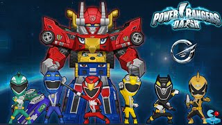 Power Rangers Dash (Saban) Endless Desert - Go Go Power Rangers