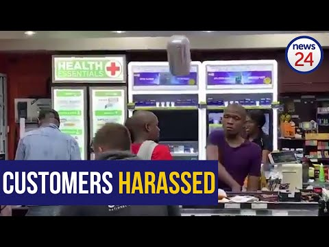 WATCH | Three men arrested after alleged racial incident at PE petrol station