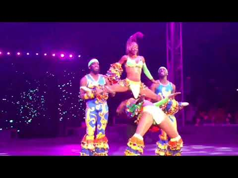 UniverSoul Circus Chicago Washington Park 2017