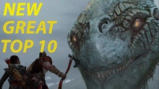 Top 10  Great  Games  Of  Android &  iOS  2018