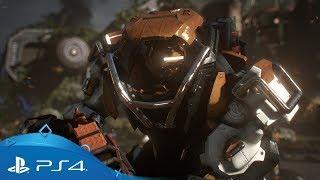 Anthem Official | 2018 Game Awards Trailer | PS4