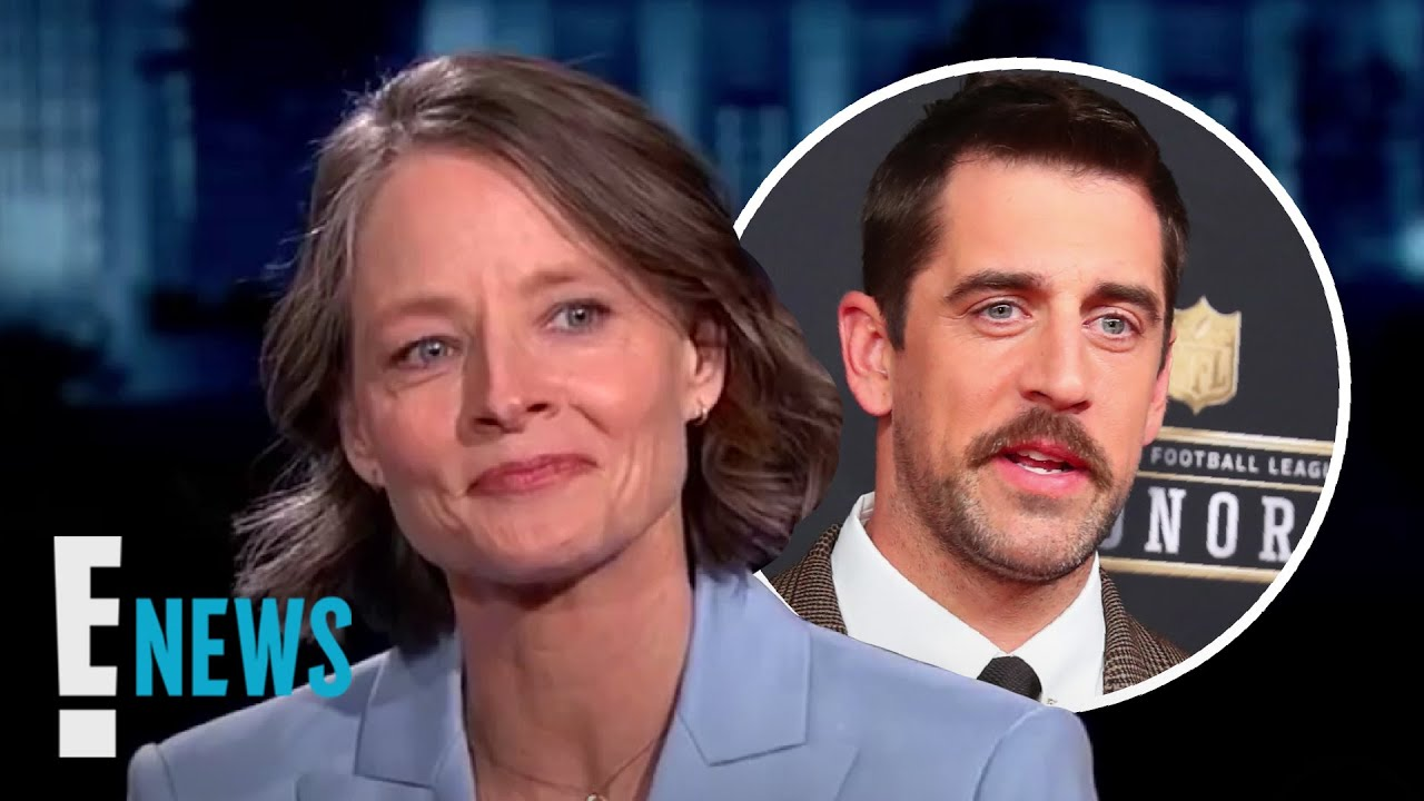 Why did Aaron Rodgers give Jodie Foster a shoutout in his NFL ...