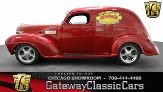 1939 Plymouth 2 Door Sedan Delivery Gateway Classic Cars Chicago #828