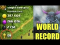 +59 TROPHIES IN 1 RAID !! CLASH OF CLANS WORLD RECORD !!