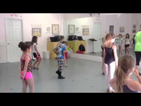 Miss Anna's Tap Class - Steps School of Dance  - Age 5-8