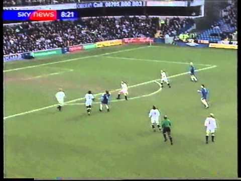 Chelsea 5-1 Bolton W. 2001-02 PL - Frank Lampard first Premier League goal for Chelsea