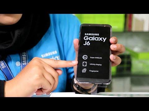 Unboxing Samsung Galaxy J6, Layar Infinity Display Pertama Di Seri J, Harga Murah!