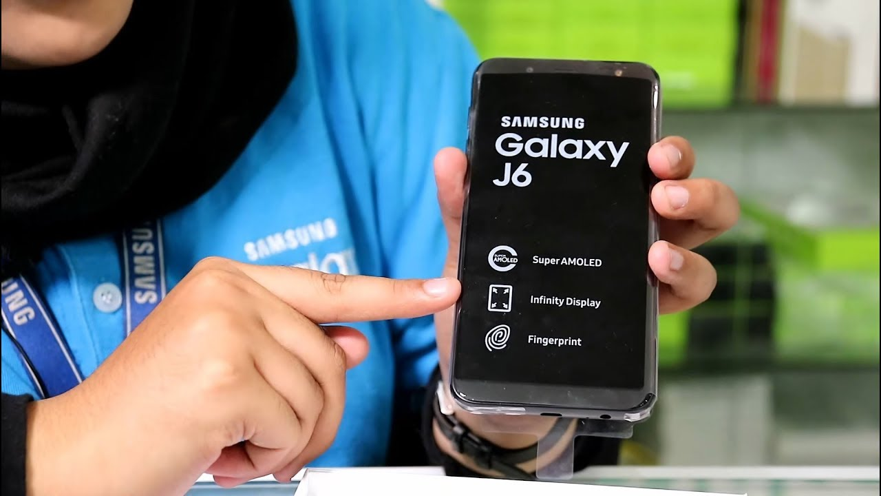 Samsung Galaxy J6 2018 Unboxing Pagebd Com