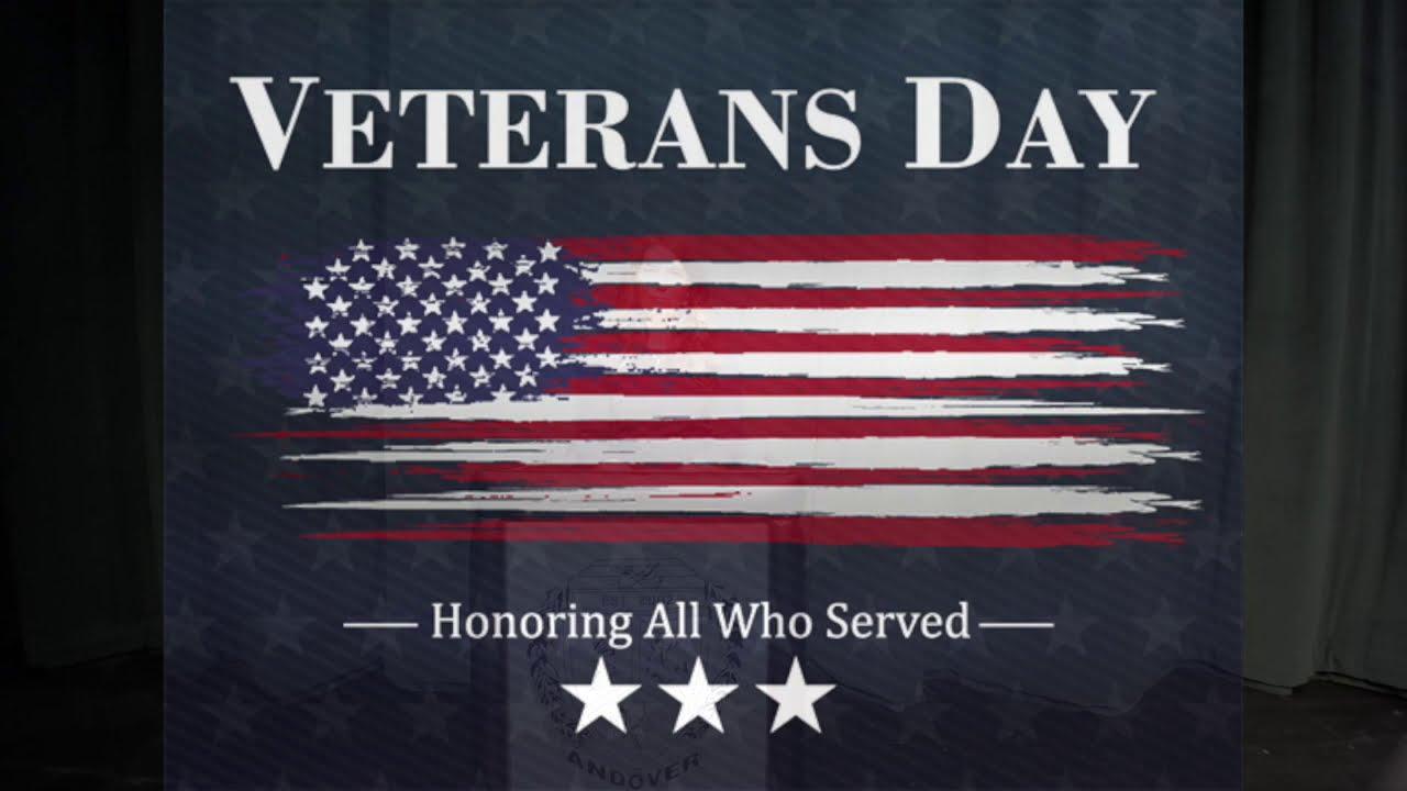 Veterans Day 2020-2021 - YouTube