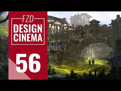 Design Cinema – EP 56 - MMORPG Landscapes