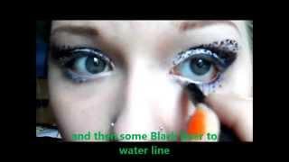 101 Dalmatian Inspired Makeup Tutorial