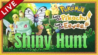 POKEMON LET'S GO PIKACHU #1: Shiny Hunt im Vertania Wald! [1080p] ★ Let's Play