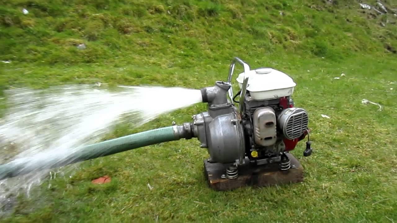 Honda G150 Water Pump Youtube
