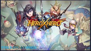 Hero x Hero - Tyria Sorceress Gameplay Android / iOS