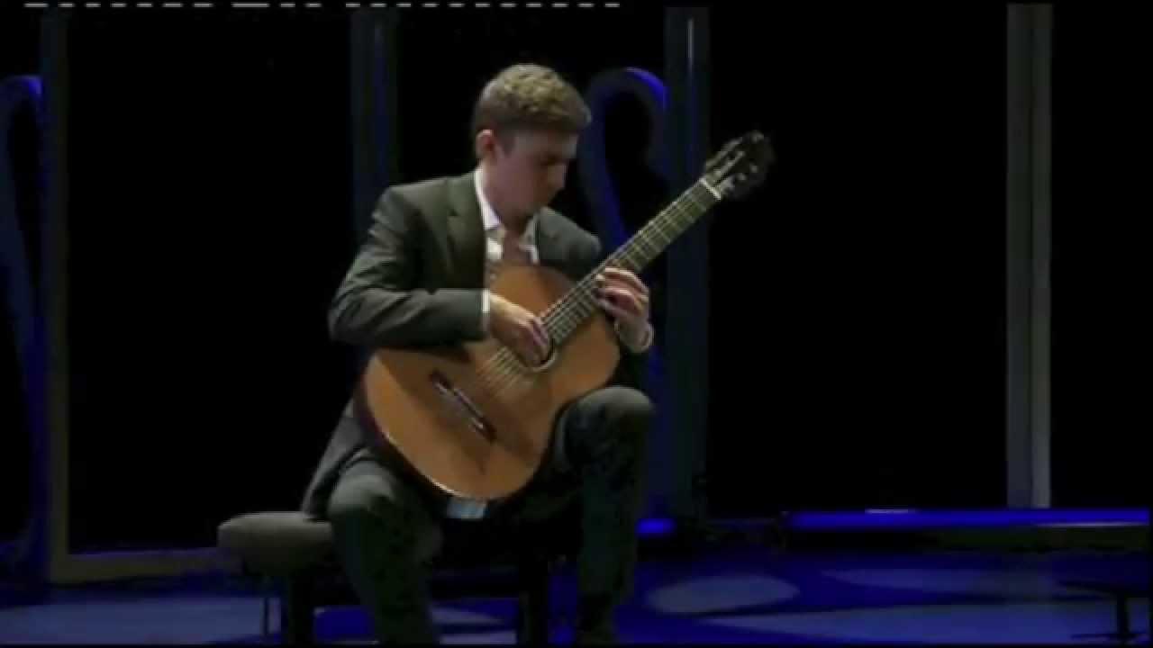 Thibaut Garcia: Mazurka appassionata / Agustin Barrios Mangoré
