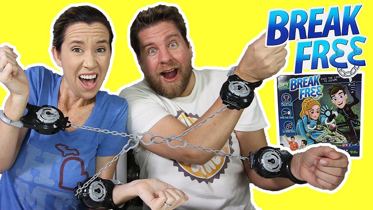 Break Free Game – Pick The Handcuffs Lock To Escape