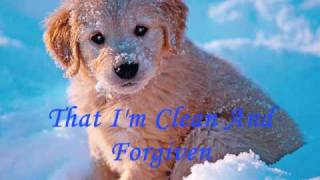 White As Snow - Maranatha Singers (With Lyrics)