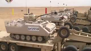 Egypt Army   Military Power 2015   Operation and Training