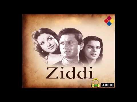 Ziddi - video dailymotion