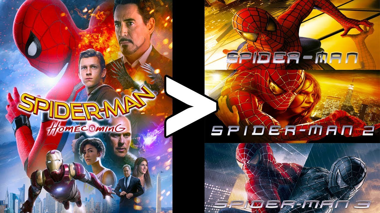 24 reasons spider-man: homecoming is better than the spider man