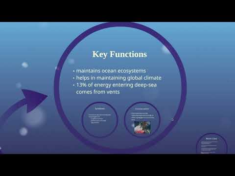 Hydrothermal Vents Biome - Rajat Khare & Tristan Mathew
