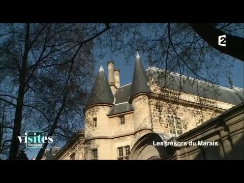 Le marais médiéval - Visites Privées