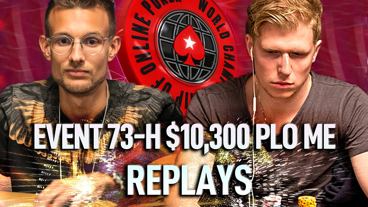 WCOOP 2020 73-H $10K ME Odd_Oddsen | omaha4rollz | probirs PLO Final Table Poker Replays