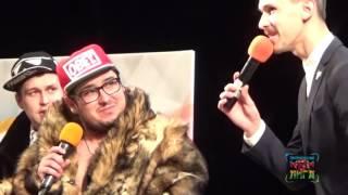КВН Зареченская лига Полуфинал Сборная ПГУ Часть 9 2016