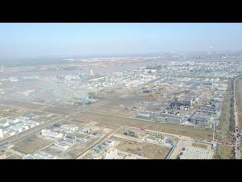 A rescue story of the explosion at a chemical plant in east China