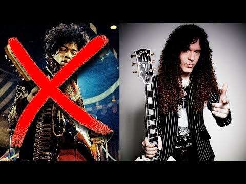 Marty Friedman: 'I'd Rather Chew Glass' Than Listen to Jimi Hendrix!
