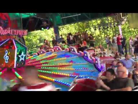 Musik Express - Wendler (Offride) Video Kirmes Wermelskirchen 2017