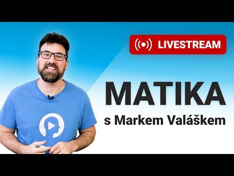SLOVNÍ ÚLOHY » ROVNICE » SOUSTAVY LINEÁRNÍCH ROVNIC Matika pro SŠ s Markem Valáškem ― 1. díl