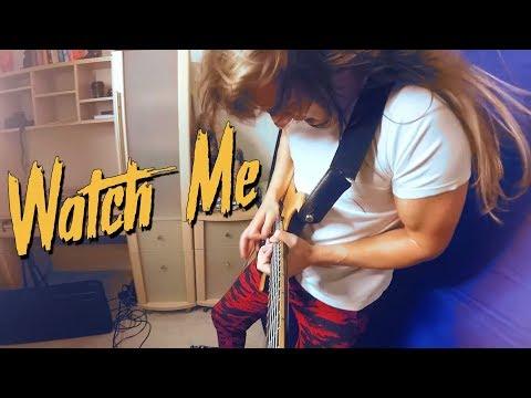 Jaden Smith - Watch Me - Guitar Cover