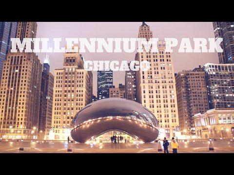 QUE HACER EN CHICAGO - MILLENNIUM PARK