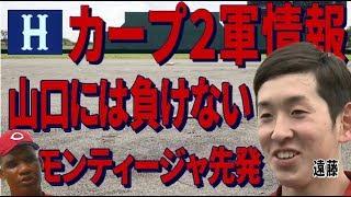 広島カープ7連勝でほぼ首位!明日からの中日戦で一気に行きたい!でも...